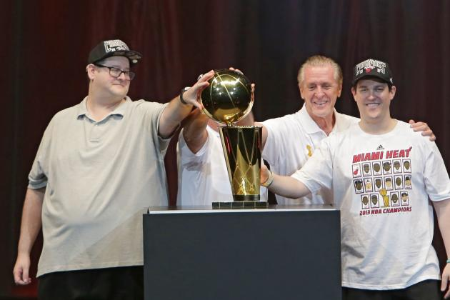 Miami Heat Reshuffle Coaching Staff, Front Office
