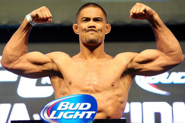 Mark Munoz Surprised but Game for Bout with Lyoto Machida at Fight Night 30