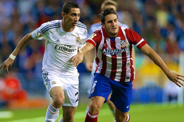 Real Madrid vs. Atletico Madrid Score, Grades and Post-Match Reaction