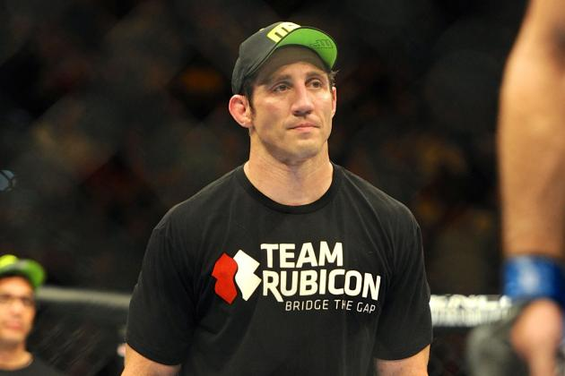 Tim Kennedy Takes to Twitter to Land New Opponent