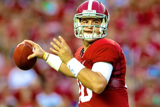 Ole Miss vs. Alabama: Live Score and Highlights