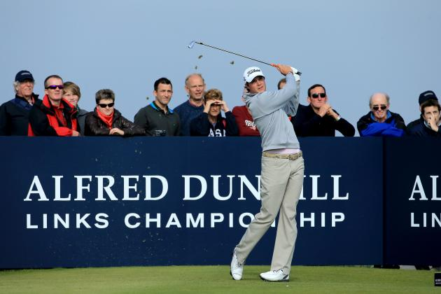 Alfred Dunhill Links Championship 2013: Round 4 Tee Times and Predictions