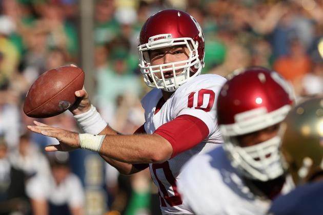 Analyzing Blake Bell's Dominant Performance vs. Notre Dame