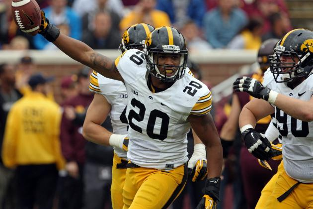 Iowa breezes by Minnesota 23-7