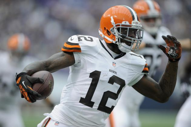 Josh Gordon Is a Must-Start Option in Fantasy Football Leagues