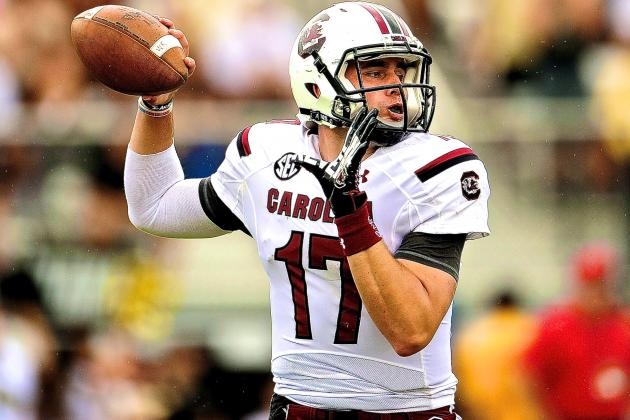 How South Carolina Gamecocks Offense Changes with Dylan Thompson at QB