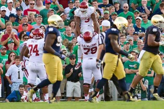 Oklahoma vs. Notre Dame: Live Game Grades and Analysis for the Irish