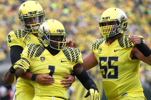 Watch: Oregon's Motivational Video vs. Cal