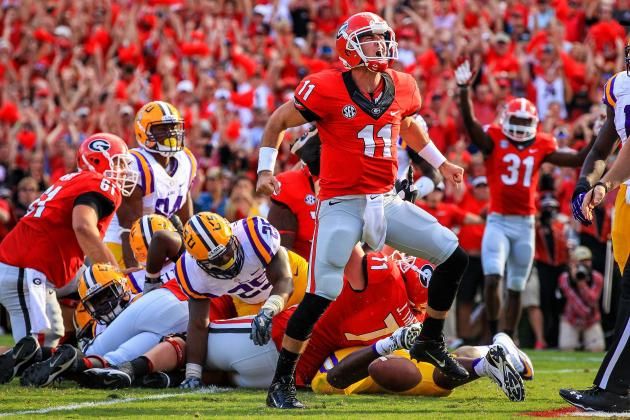 NCAA Football Rankings 2013: Predicting the Top 25 After Week 5