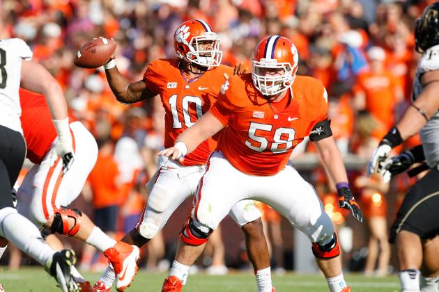 Boyd Sets Milestone in Clemson Rout of Wake Forest
