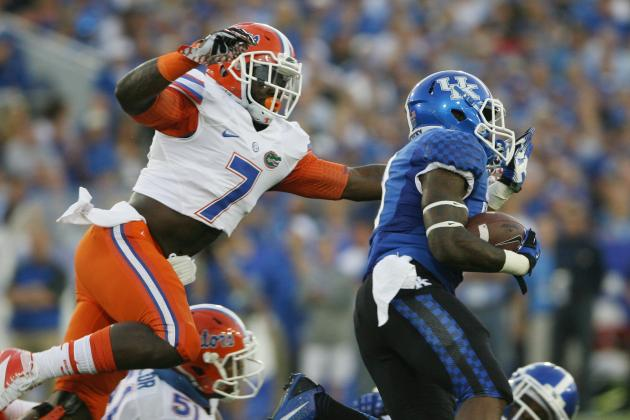 Florida vs. Kentucky: Live Score and Highlights