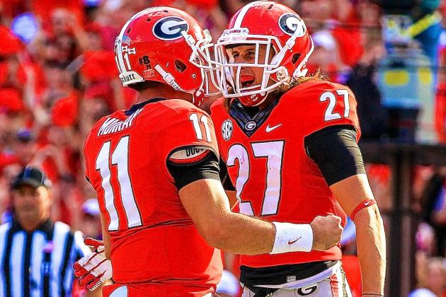 LSU vs. Georgia: Bulldogs Prove They're Still a Player in National Title Race