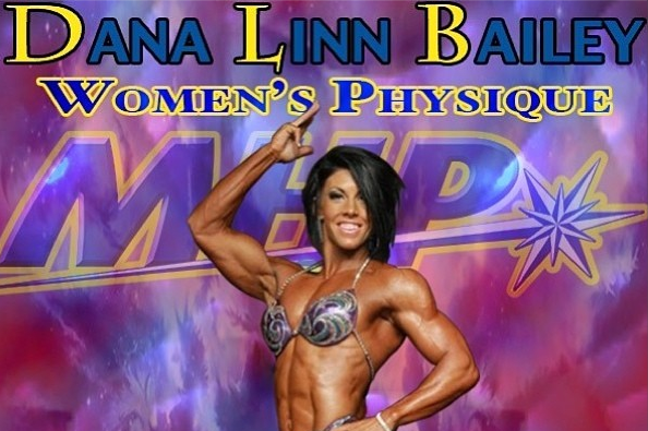 Mr. Olympia 2013: Dana Linn Bailey and Mark Anthony Wingson Shine in Las Vegas