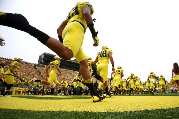 NCAA: Autzen Named 2nd Loudest Stadium