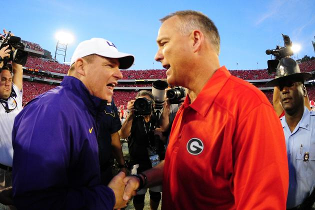 College Football Deserves Rematch of LSU-Georgia in SEC Title Game