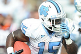 UNC RB A.J. Blue: Complacent Tar Heels Took ECU Lightly