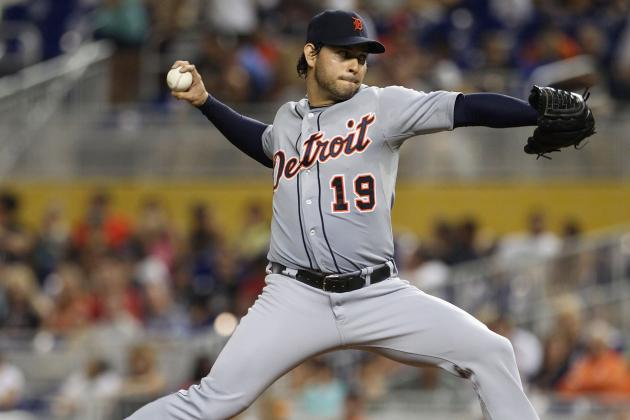 Anibal Sanchez Shuts Down Marlins, Wins AL ERA Crown