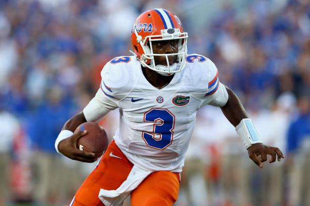 Florida Offense in Good Hands with Tyler Murphy, Matt Jones at Helm