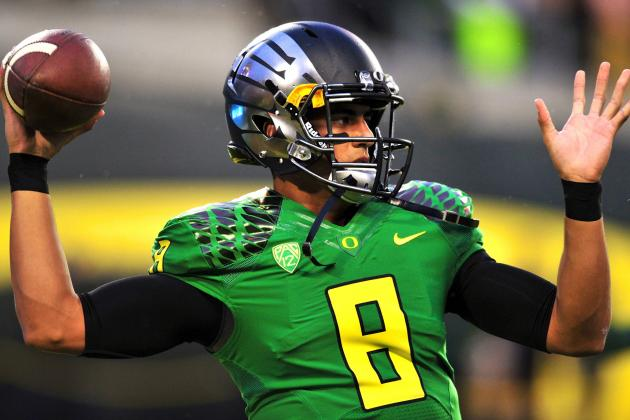 Cal vs. Oregon: Live Score and Highlights