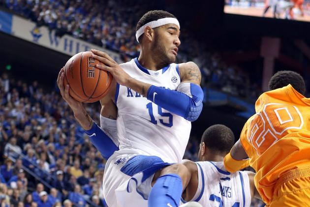 Kentucky's Cauley-Stein to Miss Up to 2 Weeks