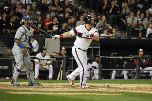 White Sox Slip Past Royals 6-5