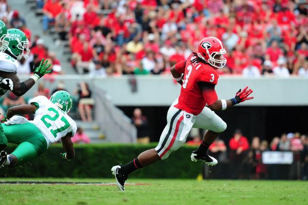 SEC Teams Suffer Through Brutal, Injury-Riddled Week 5
