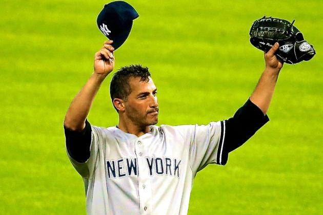 Andy Pettitte Earns Complete-Game Victory in Final Start of 18-Year Career