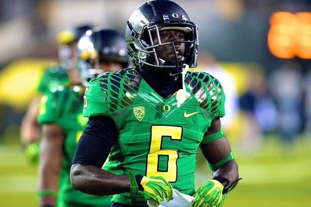 De'Anthony Thomas Injury: Updates on Oregon RB's Ankle, Likely Return Date