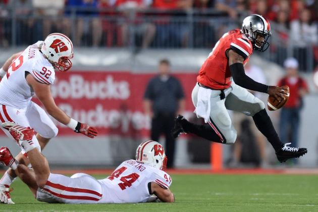 Wisconsin vs. Ohio State: Score, Grades and Analysis