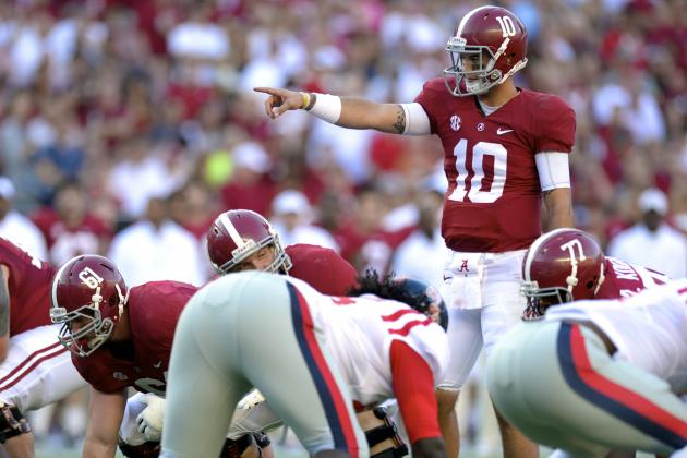 Ole Miss vs. Alabama: Tide Aren't Perfect, but They're Still the Team to Beat