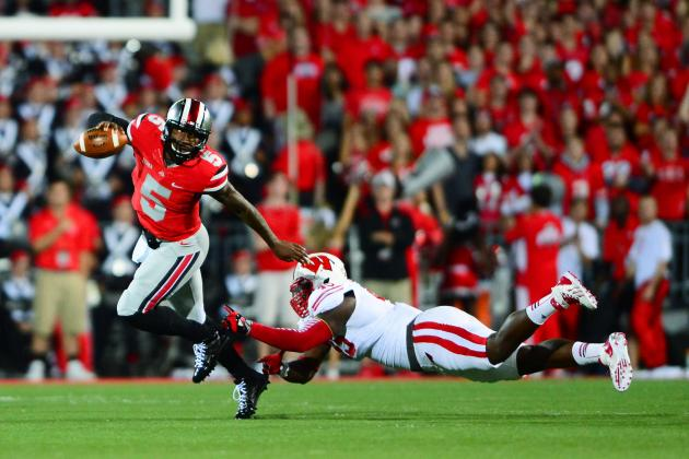 Wisconsin vs. Ohio State: Live Score and Highlights