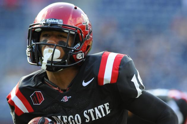San Diego St, Beats New Mexico St., 26-16