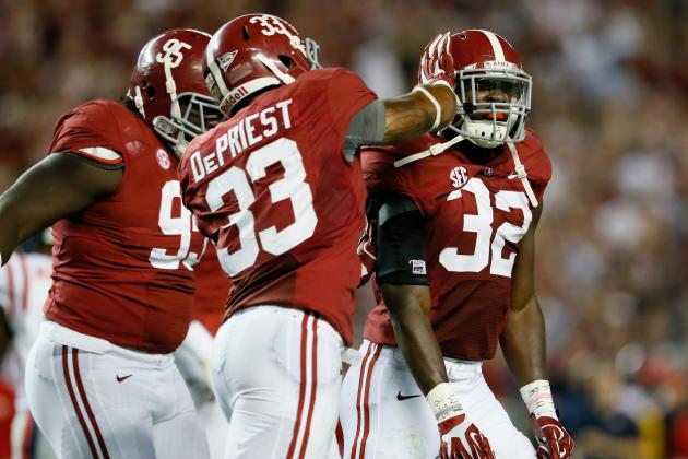 Ole Miss vs. Alabama: Looks Like the Tide Have Turned Around the Defense