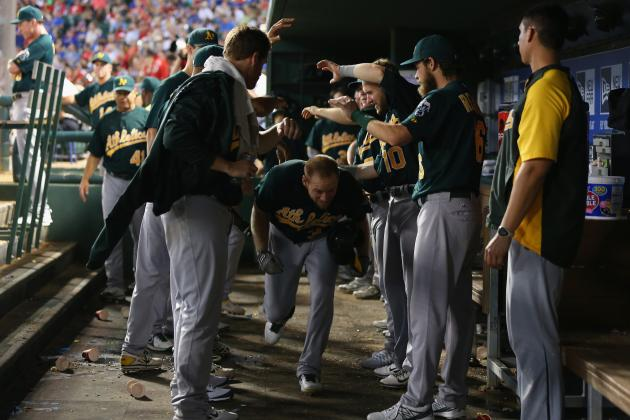 MLB Playoffs 2013: Breaking Down the Oakland A's Toughest Potential Matchup