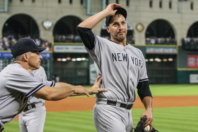Pettitte Throws Complete Game in Final Start of His Career