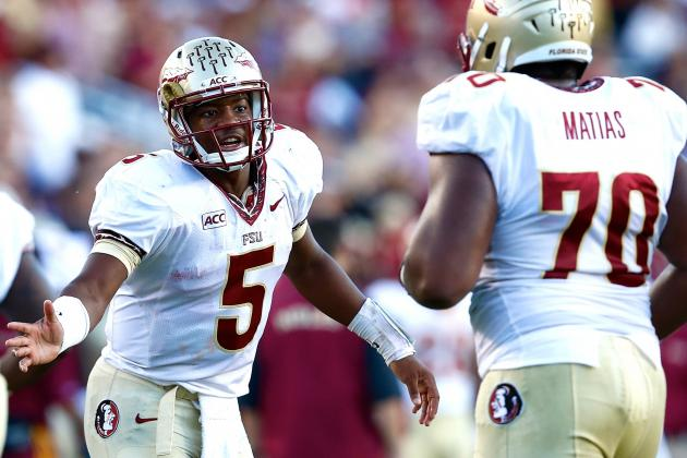 Jameis Winston Shines Bright, but Continued Slow Starts Will Ruin Florida State