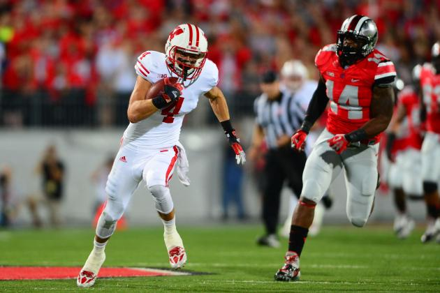 Ohio State vs. Wisconsin: Jared Abbrederis Was Best NFL Prospect on the Field