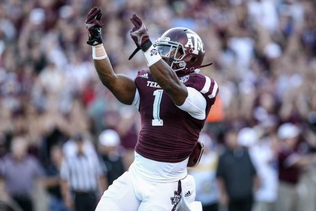 Texas A&M RBs Prove Aggies' Offense Even More Dynamic Than We Thought