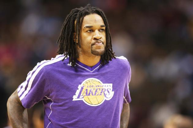 How Jordan Hill Can Bounce Back with LA Lakers This Season