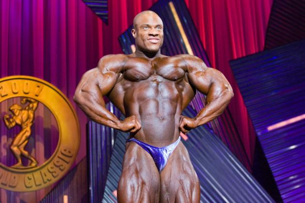 Mr. Olympia 2013 Winner: Phil Heath Wins Annual Bodybuilding Competition