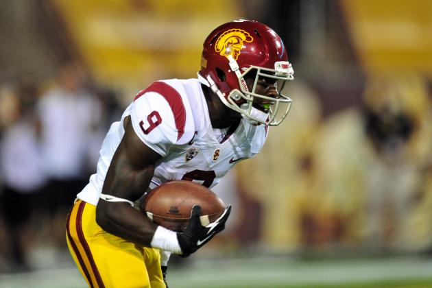 USC vs. ASU: Bad Night for USC Could Be Disastrous If Marqise Lee Injured