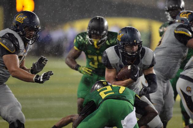 Oregon vs. Cal: Overlooked Oregon Defense Creating Turnovers for Offense