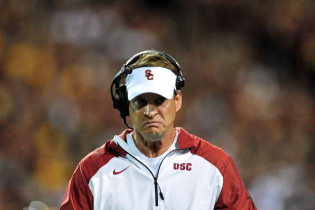Lane Kiffin's Updated Hot Seat Meter After Loss vs. Arizona State
