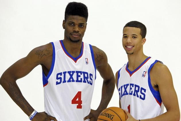 Philadelphia 76ers Media Day 2013: Photos, Interviews and Takeaways