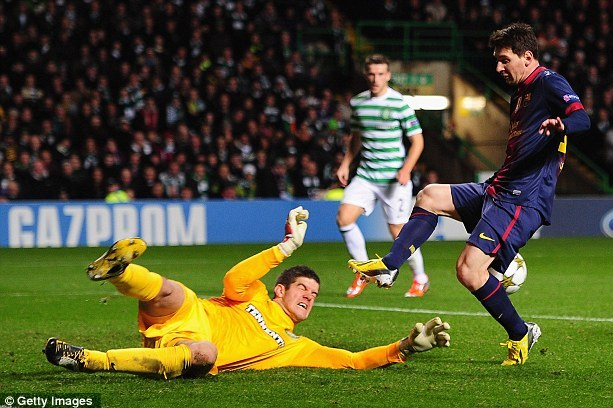 Celtic vs. Barcelona: Lionel Messi Injury Gives Bhoys the Opening They Need