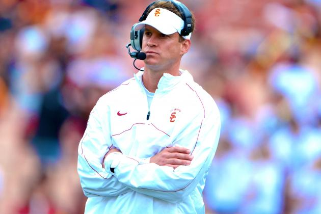 Lane Kiffin Fired as USC Trojans Head Coach