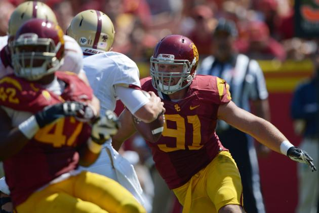 USC Football: Now with Defensive Issues, Trojans Are in Big Trouble