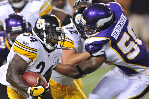 Pittsburgh Steelers vs Minnesota Vikings: Live Grades and Analysis for Minnesota