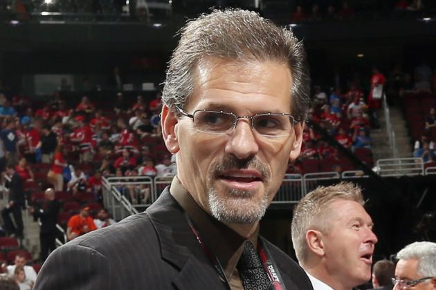Hextall Says Flyers Goalies 'a Good Mix'