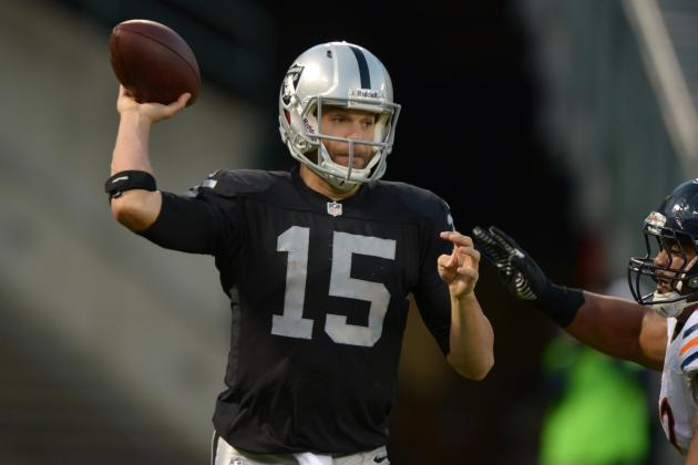 Matt Flynn, Darren McFadden's Updated Fantasy Outlook Heading into Week 4